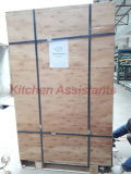 Kj8 Machine van de Grill van Rotisserie van de Kip van het Roestvrij staal van het Gas de Verticale van de Richtende Apparatuur van de Keuken