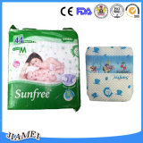 Wegwerfbares Baby Diapers mit Magic Tapes in Factory Price