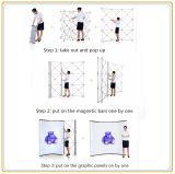 Portables generales surgen el soporte de la pared de la visualización