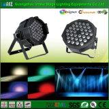 Hochleistungs- für Wäsche-Licht der Stadiums-Industrie-36PCS LED