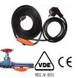 Câble chauffant chaud de pipe de VDE de la vente 4m