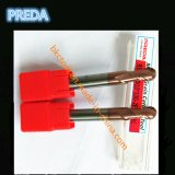 2 outils de nez de bille de cannelures avec la machine-outil supplémentaire de longueur