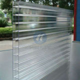 3-Wall Triple Wall Polycarbonate Plastic Sheet con ULTRAVIOLETA