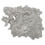 Metal su ordinazione Tag con Rivets per Handbag