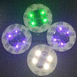 Fördernde LED leuchten dem Küstenmotorschiff mit Firmenzeichen gedruckt (4040)