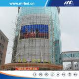 Buon schermo di visualizzazione esterno del LED di colore completo di qualità P6.66mm (SMD 3535)