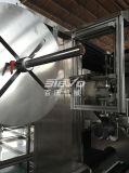Heißer Verkaufs-Quadrat-Flaschen-Kennsatz-Sleeving Maschinerie