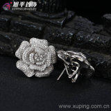 Rhodium Plated (28420)를 가진 Xuping Fashion Luxury Earring