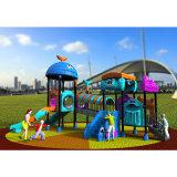 Напольная спортивная площадка--Малая серия предохранителя земли, скольжение детей напольное (XYH-MH020)