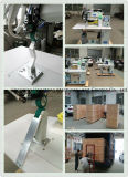PUは熱気の継ぎ目のシーリング機械1800Wを録音する