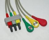 Cavo del Leadwire ECG di Philips Snap&Clip 3