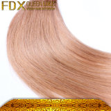 Cheap와 Charming 여왕 같은 U TIP Undetectable Blond Hair Malaysian Human Remy Hair