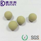 La Chine a fourni la boule molle en caoutchouc de silicone, boule en caoutchouc pleine de SBR avec Vieillissement-Résistant