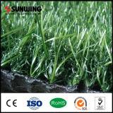 Césped artificial sintetizado Anti-ULTRAVIOLETA profesional de la hierba de la fábrica china