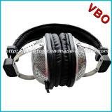 Estilo baixo da em-Orelha da potência e fones de ouvido e auscultadores dos conetores de 3.5mm