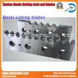 Прямые ножи урожая для инструментального металла