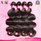 Produtos por atacado Cabelo pode ser pintado cabelo malaio da Virgem (QB-MVRH-BW)