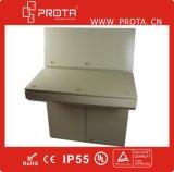 Escritorio de control eléctrico del gabinete de control IP55