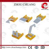 Die befestigte Stahl-Fessel Zhou-Chuang 38mm unterscheiden sich hartes Vorhängeschloß