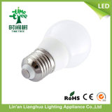 2016最も熱いType LED Bulb 3W A50 LED Plastic Aluminum Bulb Lighting