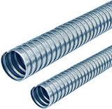 Canalização flexível de aço pre galvanizada