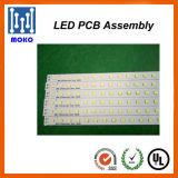 PCB de tira rígida de 2835SMD 200lm / W para luz de tubo T8