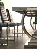 Мебель столовой мрамора верхней части самомоднейшей конструкции для сбывания A8026