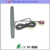 Antena de goma de WiFi con el varón de ángulo recto de SMA