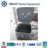 Boots-Stahlluken-Deckel für Marine