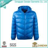 Qualität Sky Blue Down Jacket für Men