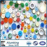 Enroulement en aluminium hydrophile pour la chiquenaude de P.P. Caps& outre des chapeaux