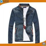 Factroyメンズデニムのジャケットの方法新しい綿の偶然のジーンのジャケット