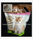 Het samendoen; De Controle van de geur en de Gemakkelijke Schoonmakende Tofu Draagstoel van de Kat
