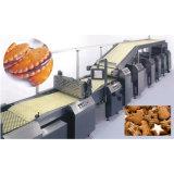 機械、クッキーの生産ラインを作る自動堅く、柔らかいビスケット