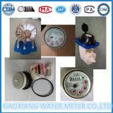 Registre de mètre d'eau, mécanisme de mètre d'eau