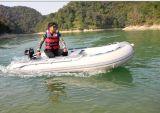 Barco de motor refrigerado por agua del pequeño 2 movimiento 3.6HP Hangkai externo