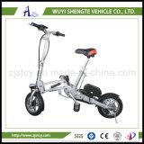 Samallerは1秒Ebikeの電気スクーター、バイクを折る絶食する