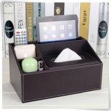 Günstige PU-Leder Büro Dekorative Schreibtisch-Accessoires