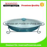 Ovenware Hotsale по-разному цвета Non-Stick керамический с стеклянной крышкой