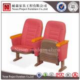 講堂教会椅子の劇場のシートの固定椅子(NS-WH226)