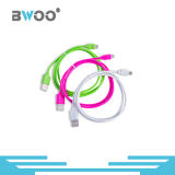 Atacado Factory Thin Colorful USB Cable Fast Charger