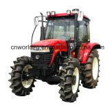 110HP農業の使用4の車輪駆動機構の農場トラクター