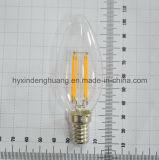 Lampe à filament de DEL C35 4W E14