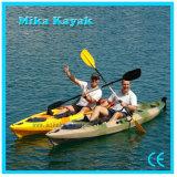 Top Kayak Fishingの1 Person Plastic Canoe Sit