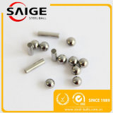 6mm Carbon Steel Ball Bullets per Airguns