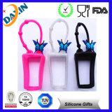 suporte animal produtivo novo do Sanitizer da mão do silicone 30ml