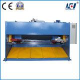 Máquina que pela de la guillotina hidráulica QC11y-10X3200