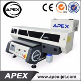 가장 새로운 2 바탕 화면 UV4060s 평상형 트레일러 자동 장전식 인쇄 기계 기계