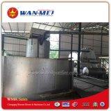 Usine de réutilisation de huile usée pour produire le pétrole de base de qualité par le procédé de distillation sous vide