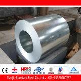 bobina de aço galvanizada mergulhada quente Z120 de 0.4thickness 1500width Customed